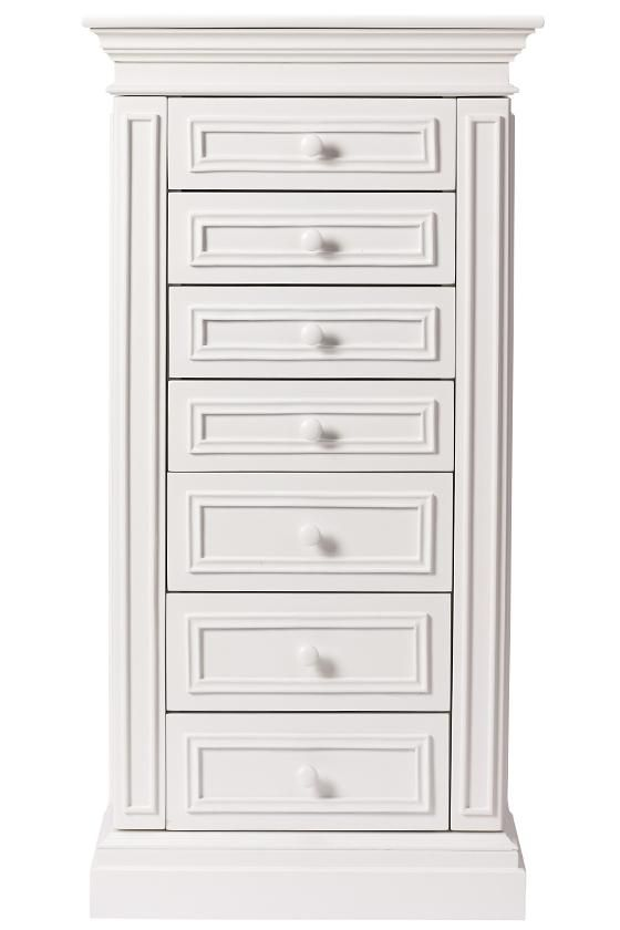 Home decorators collection sheridan jewelry armoire in the home depot