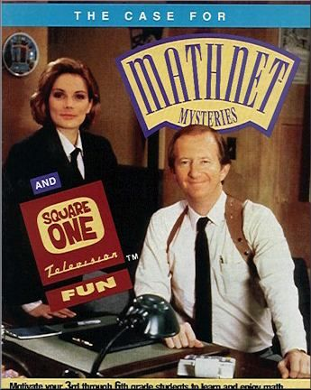 Square One Mathnet Show That Was On Pbs 80s Kids Shows Right In The Childhood Kids Shows