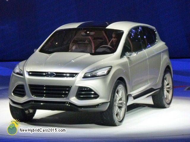2015 Ford Escape Hybrid Review And Price Ford Escape 2016 Ford