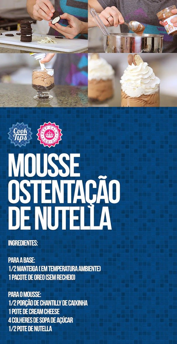 Como fazer Cheesecake de Nutella com Oreo. OMFG!!!!!!!111!!!!!!!1!!!!!1!1onze!!!!!!!!!!!!!!