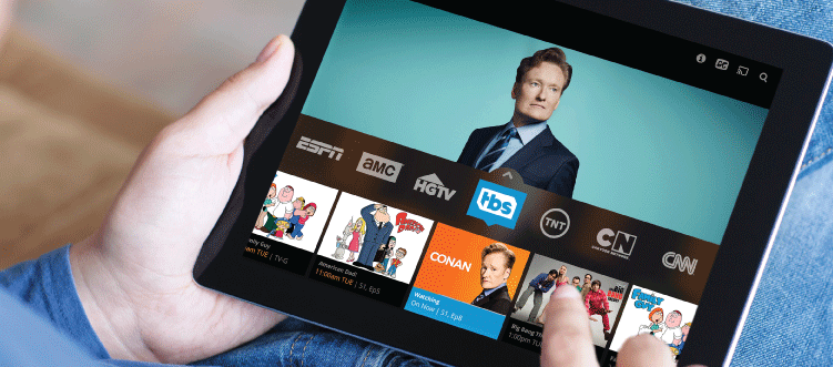 Sling TV signups are slowing down on track to be overtaken