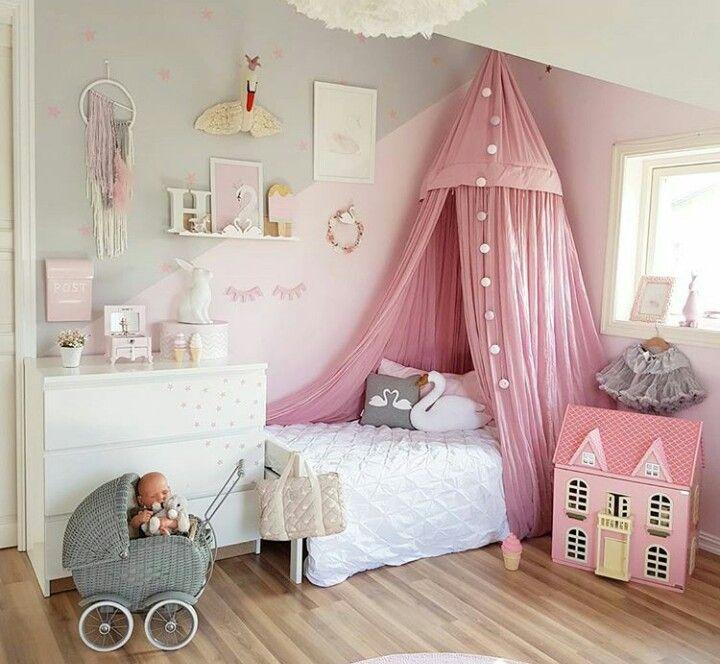 Pin di mikyrealacci su camere per bambini barnrum tjejrum e flickrum - Camere da letto bimbi ...