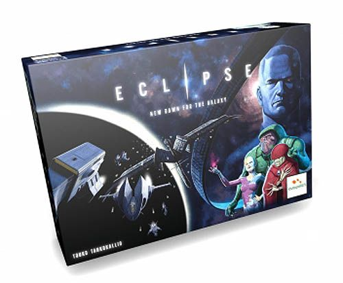 Eclipse Board Game | CoolStuffInc.com online retailer of board games, mtg and many other collectible card games