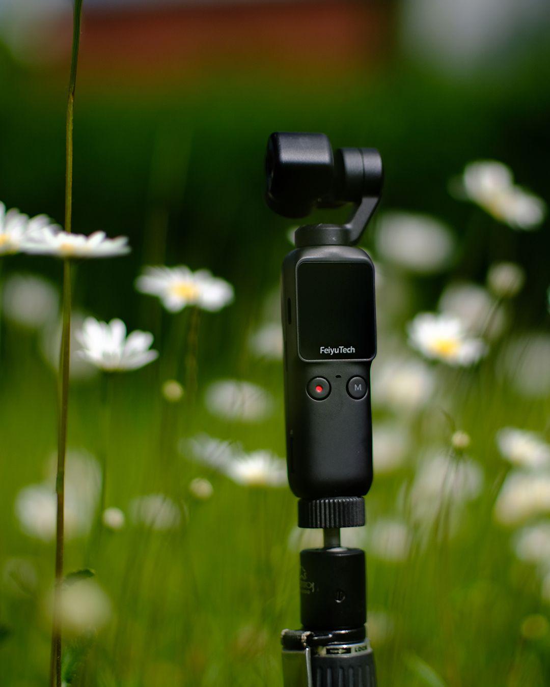 Feiyu Pocket Handheld Gimbal In 2020 Kamera Produkt Online Shop