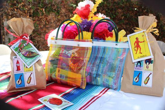 Ideas para fiestas tem tica mexicana ideas para fiestas - Ideas decorativas para cumpleanos ...