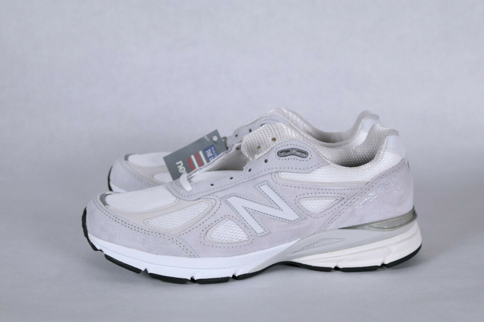 Details about NEW BALANCE 990 V4 ARCTIC FOX GRAYWHITE MADE
