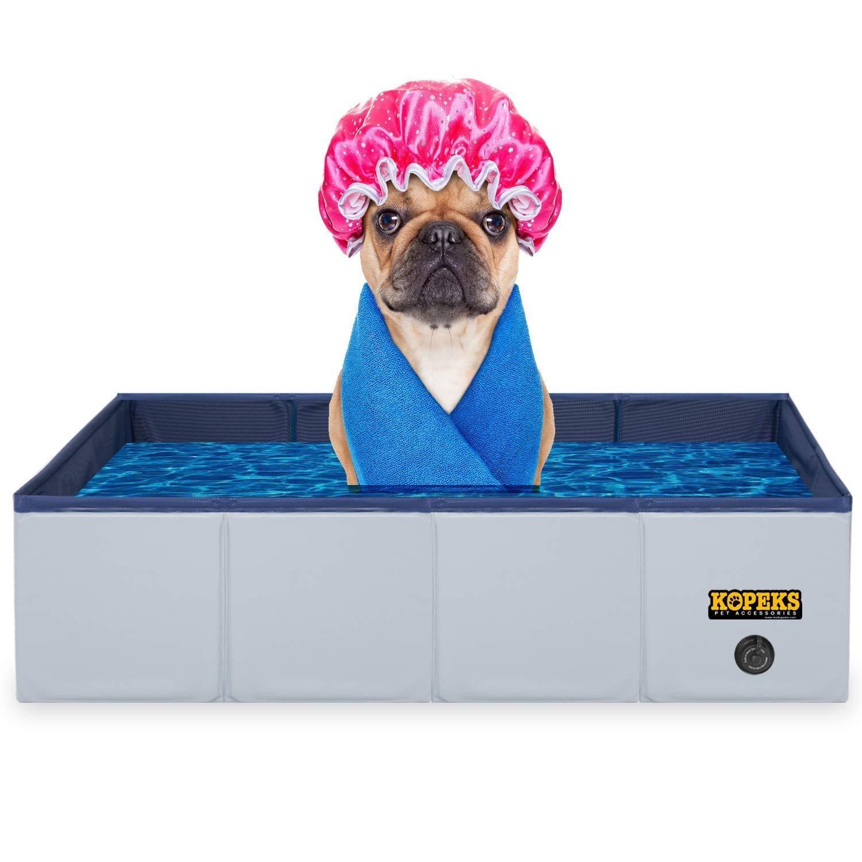 Outdoor Rectangular Swimming Pool Bathing Tub Portable