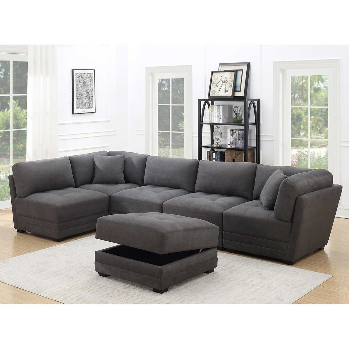 Pin By Emily Mclaughlin On Living Room Modular Sectional Living