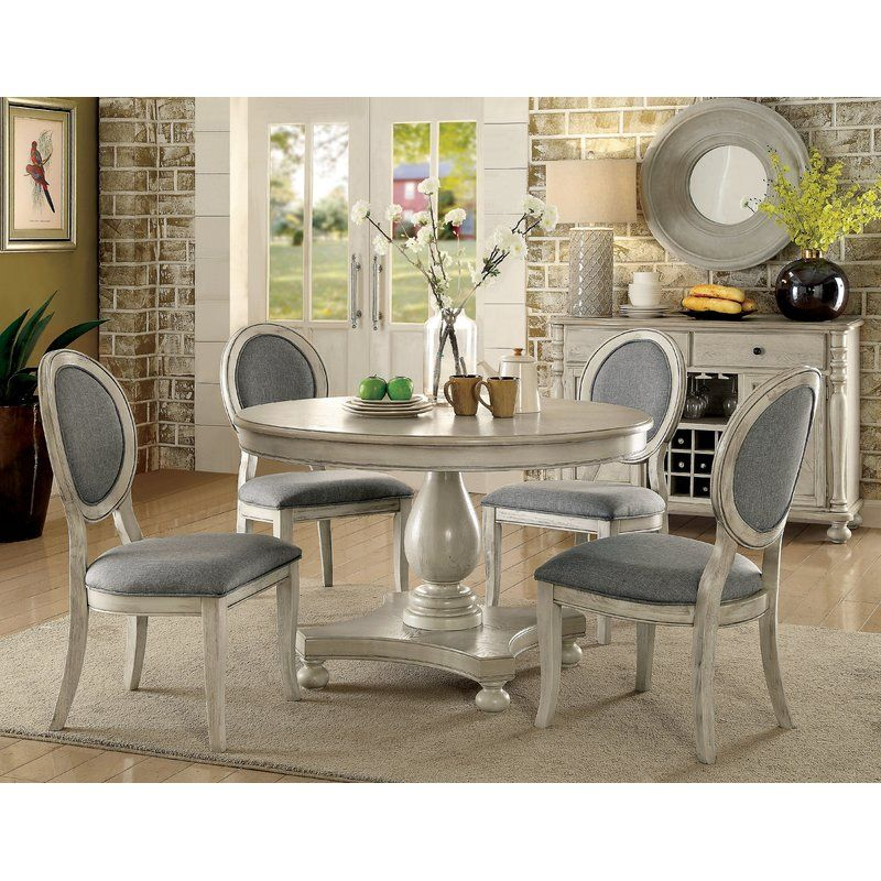 Bloomingdale 5 Piece Dining Set Round Dining Room Sets Round Dining Room Round Dining Table Sets