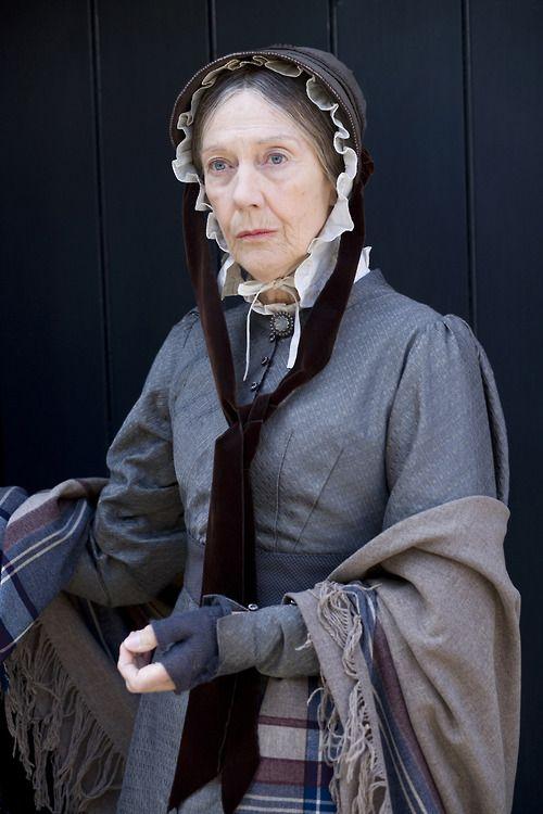 Eileen Atkins as Miss Deborah Jenkyns in Cranford (BBC TV