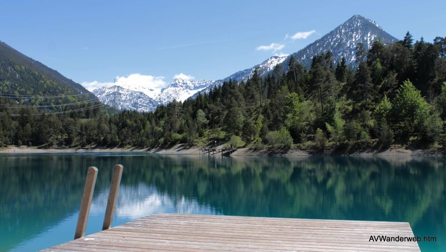 Urisee, Austria Alpen