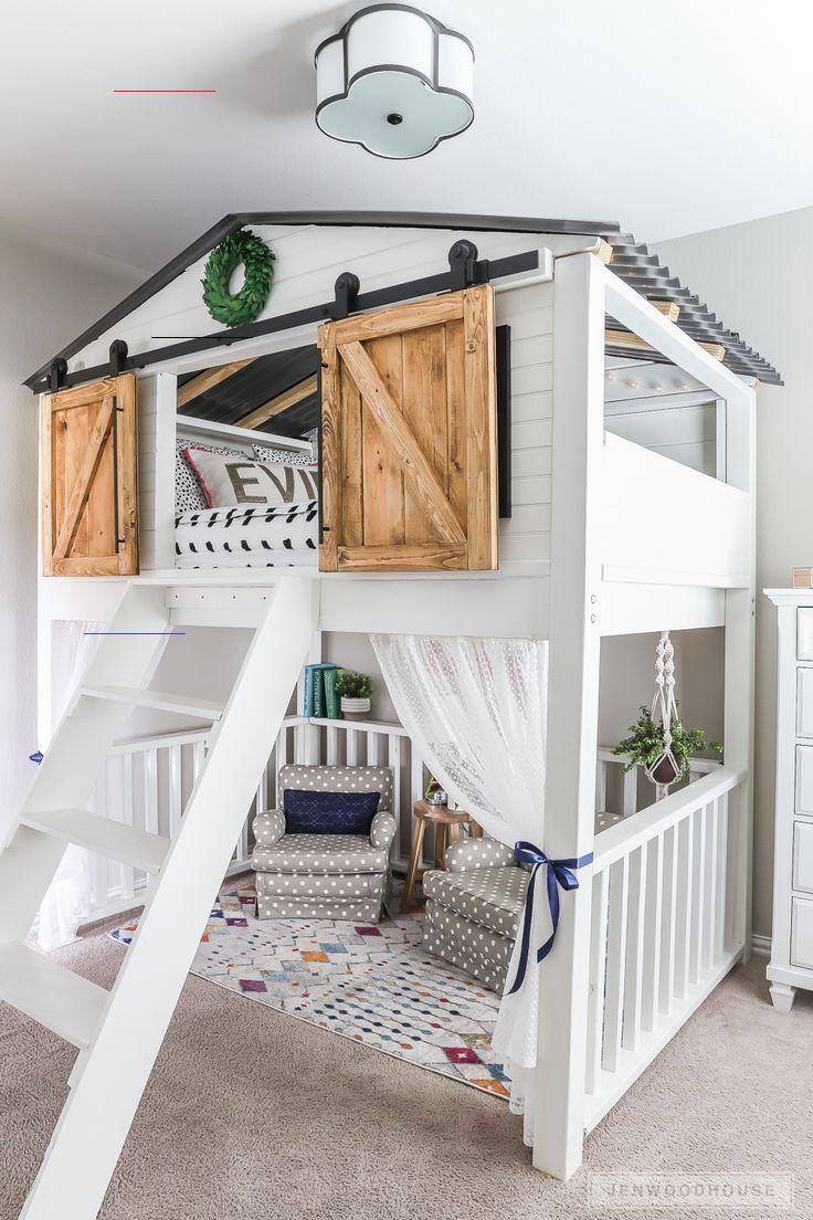 Sliding Barn Door Loft Bed Sliding Barn Door Loft Bed Learn how to build a DIY Sliding Barn Door Loft Bed. Easy-to-follow tutorial by Jen Woodhouse. This bed fits a Full Size mattress. - How to build a DIY sliding barn door loft bed. #DIYslidingbarndoor #diyprojects #diyideas #diyinspiration #diycrafts #diytutorial #flowers #lessismore #architecture #inspiration #decor #homedecoration #home #construction #jakarta #arquitectura #home #furnituresurabaya #decor #designer #architecture<br>