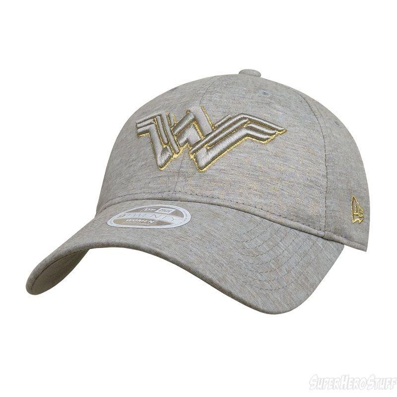 Wonder Woman Movie Logo 9Twenty Adjustable Hat  38f5fbf36a2