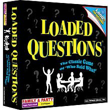 3f9186d7790 Loaded Questions- LOVE this game! Fun for group dates