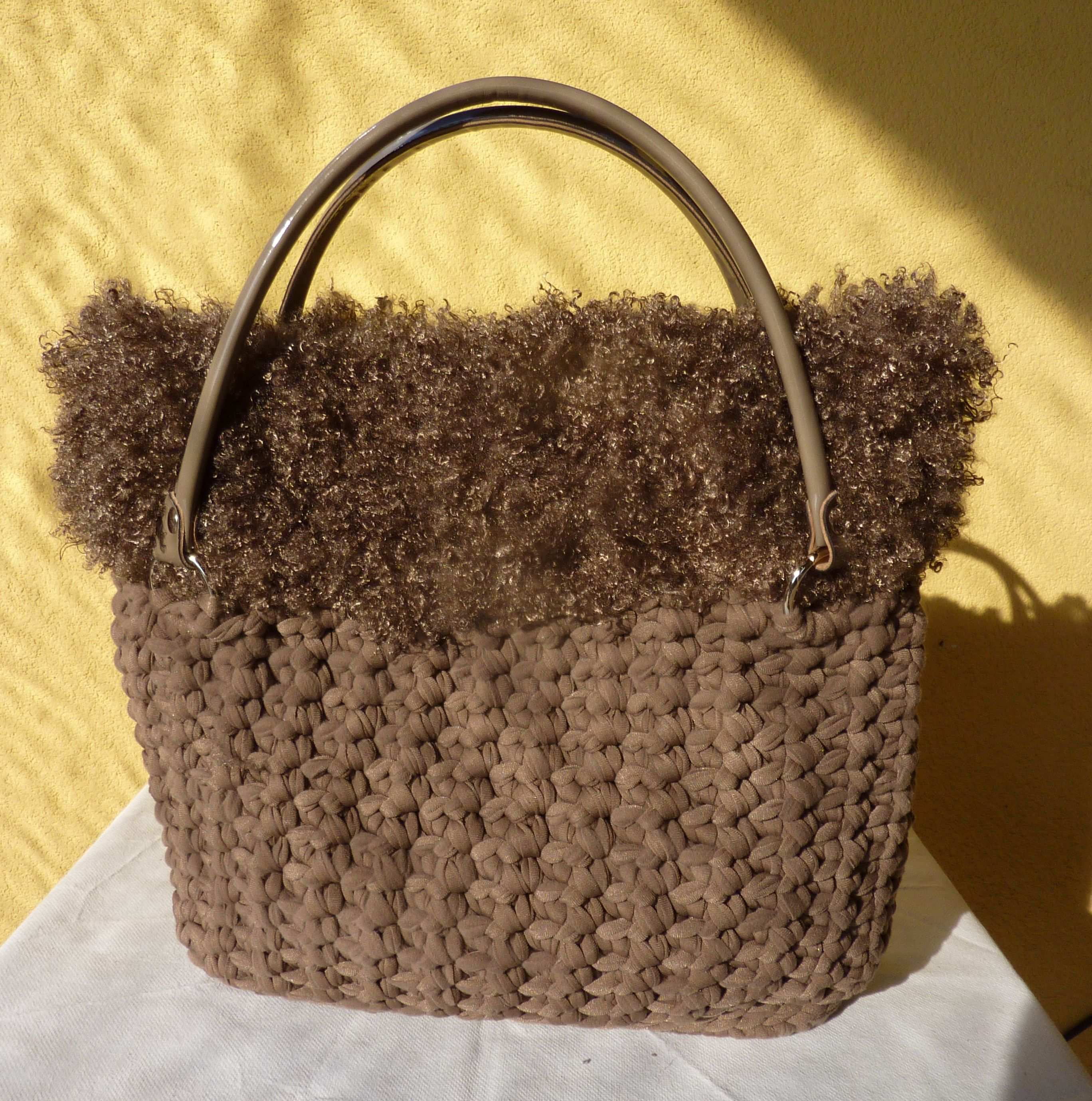 Fettuccia | Borsa fettuccia | Straw Bag e Bags