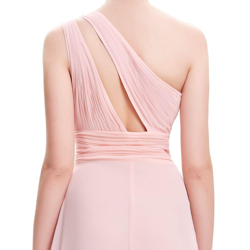 Aliexpress.com: Compre Um Ombro Sexy Vestidos de Noite Formal para ...