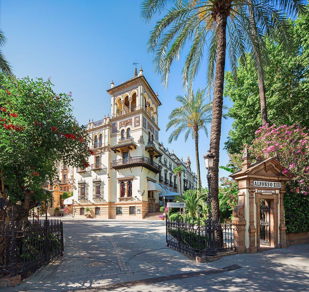 Vacation ღღ Hotel Alfonso Xiii Seville Spain