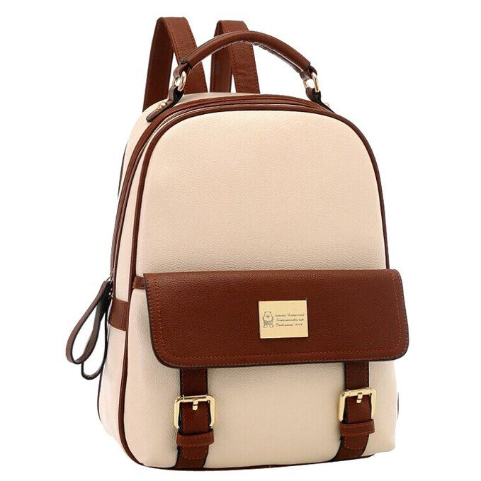 Amazon.com: Tinksky® New Arrival Korean Fashion Bag Vintage ...