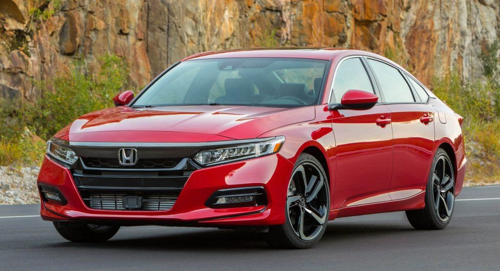 2019 Honda Accord Priced From 23720 To 35950 In