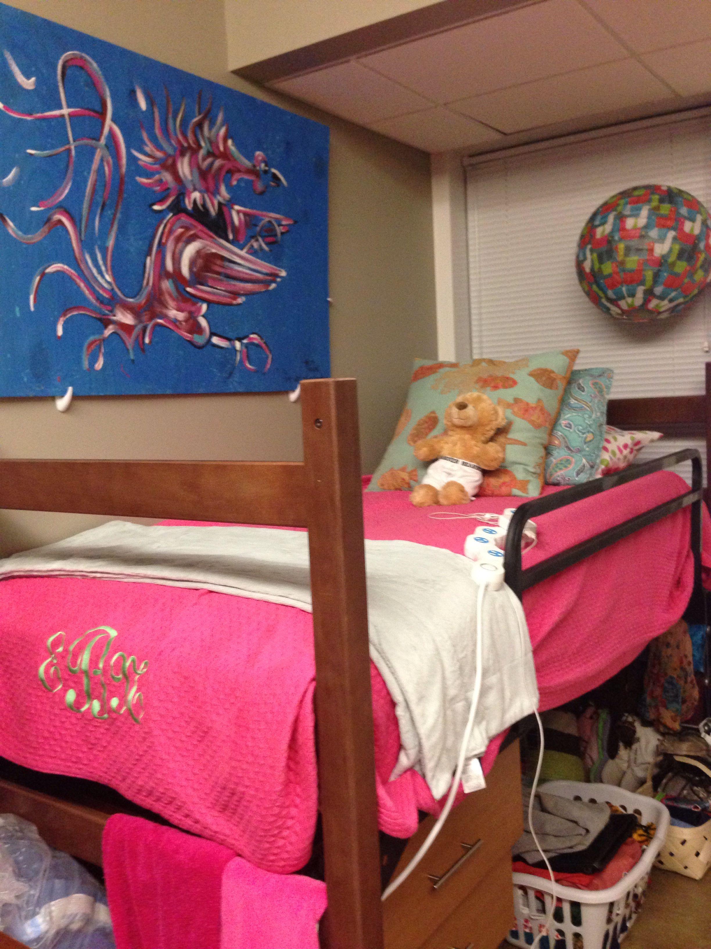 South Carolina Patterson Hall dorm