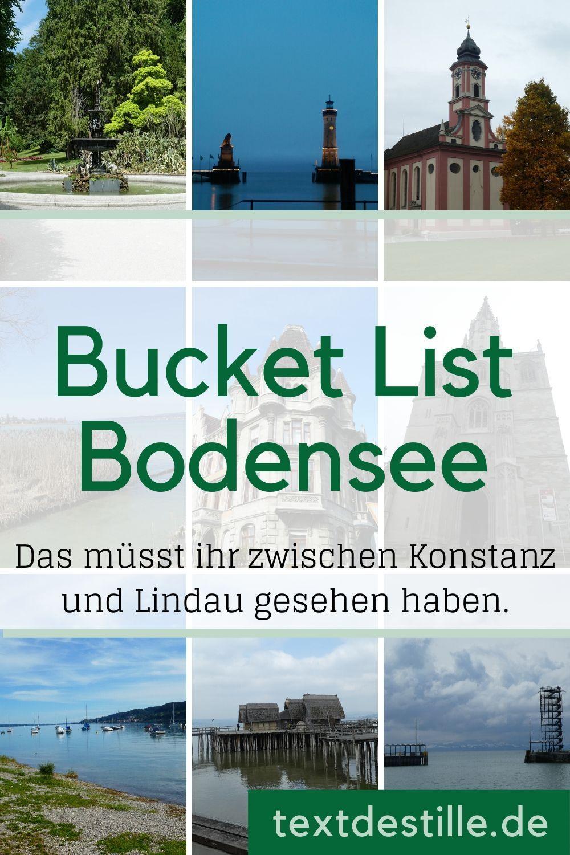 Mehr als 100 tolle Tipps für den Bodensee #favoriteplaces