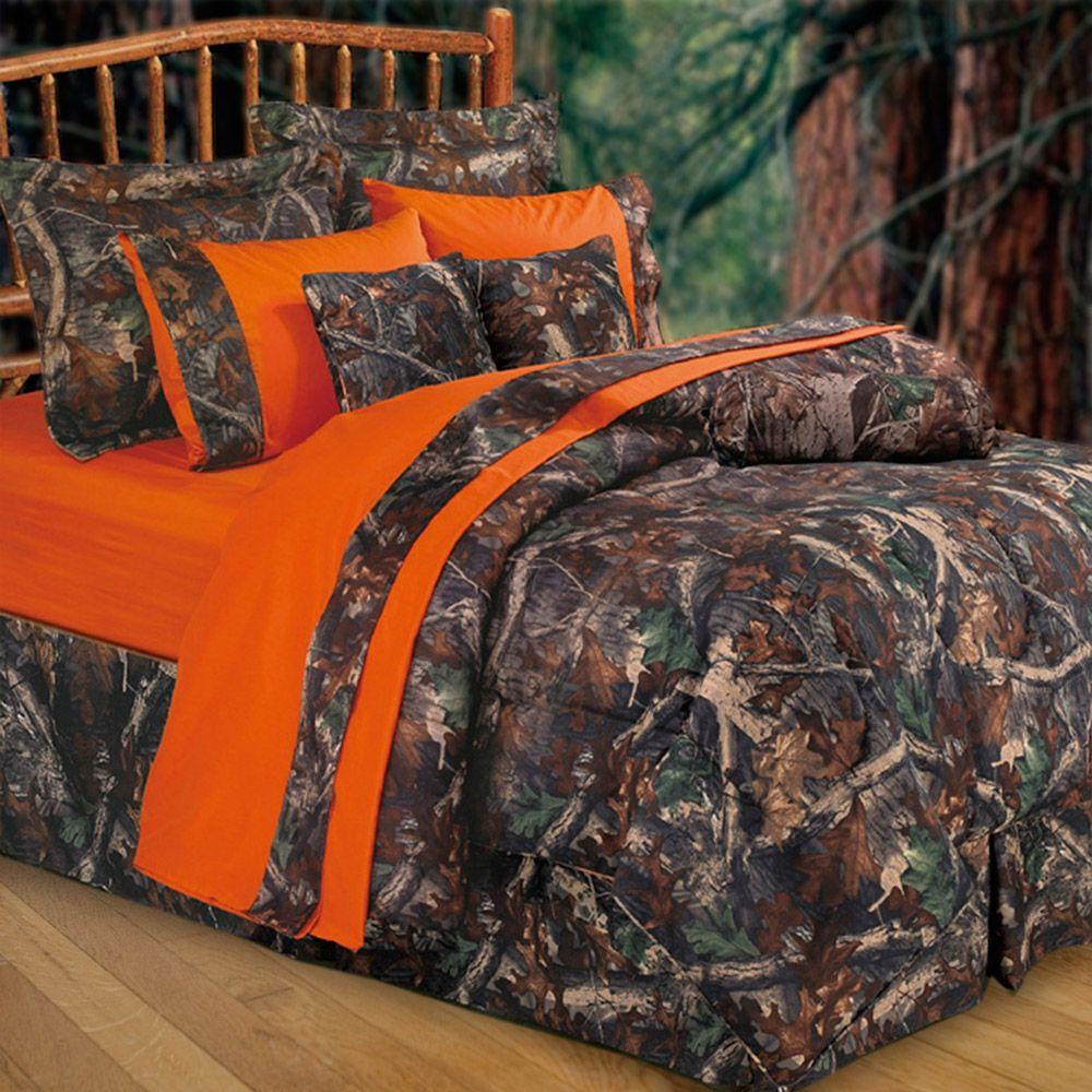 Camouflage bedding sets queen camo comforter camo
