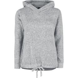 Photo of Sublevel Womans Knitted Hoodie SublevelSublevel