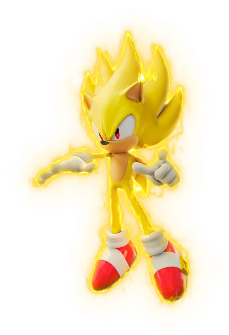 Super Sonic Style By Tbsf Yt Sonic Sonic And Shadow Sonic And Amy