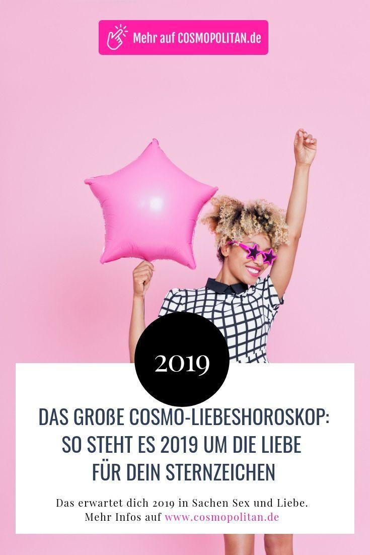 Liebeshoroskop 2019: So steht es um die Liebe - für dein