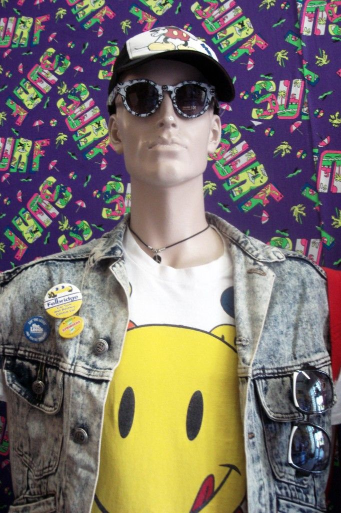 Acid house archives vintage fashion clothing blog for Acid house 90s