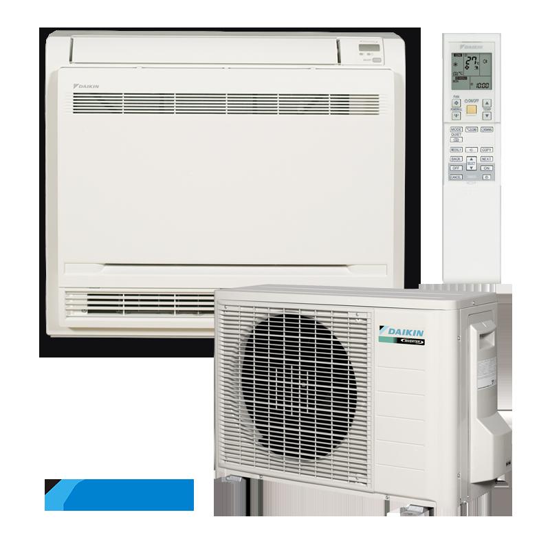 Инверторен климатик подов Daikin FVXM 50 F PROFESSIONAL