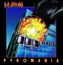 Def Leppard - Pyromania. I probably listened to this on cassette more than any other album.
