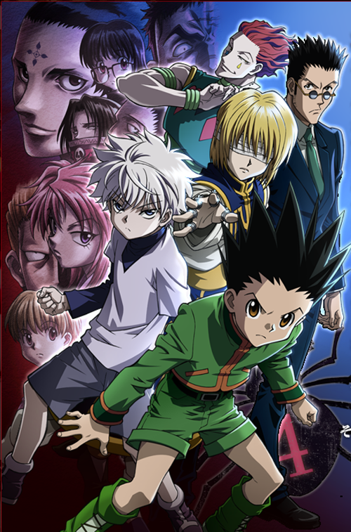 Pin By Horry On Hunter X Hunter In 2020 Hunter Anime Hunter X Hunter Hunter Movie