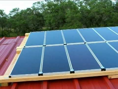 How To Install Harbor Freight Solar Panels Part 3 Solar Solar Panels Solar Panel Installation