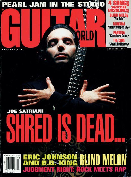 GUITAR WORLD 1993 EBOOK