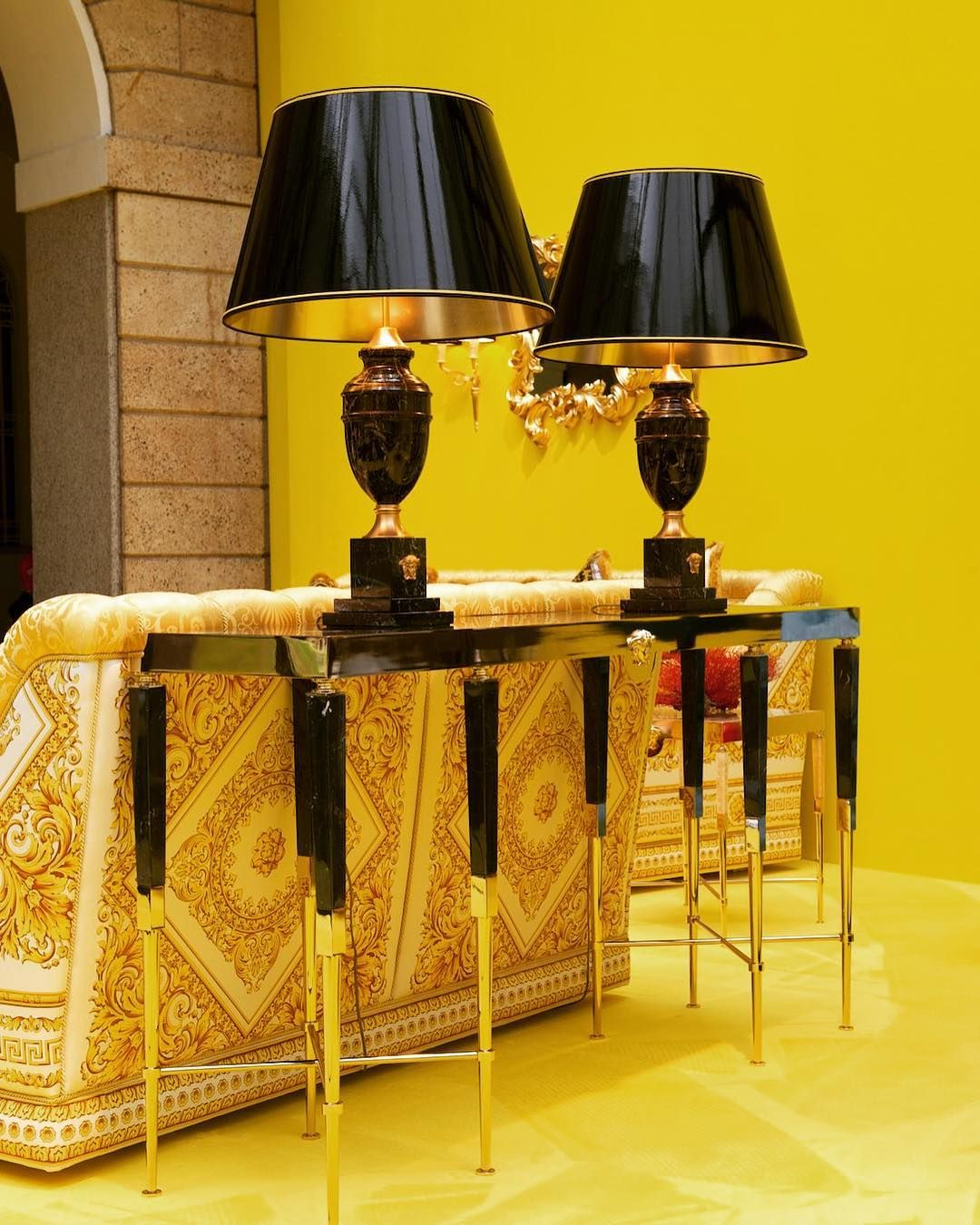 Untitled With Images Versace Home Fendi Casa Home Decor