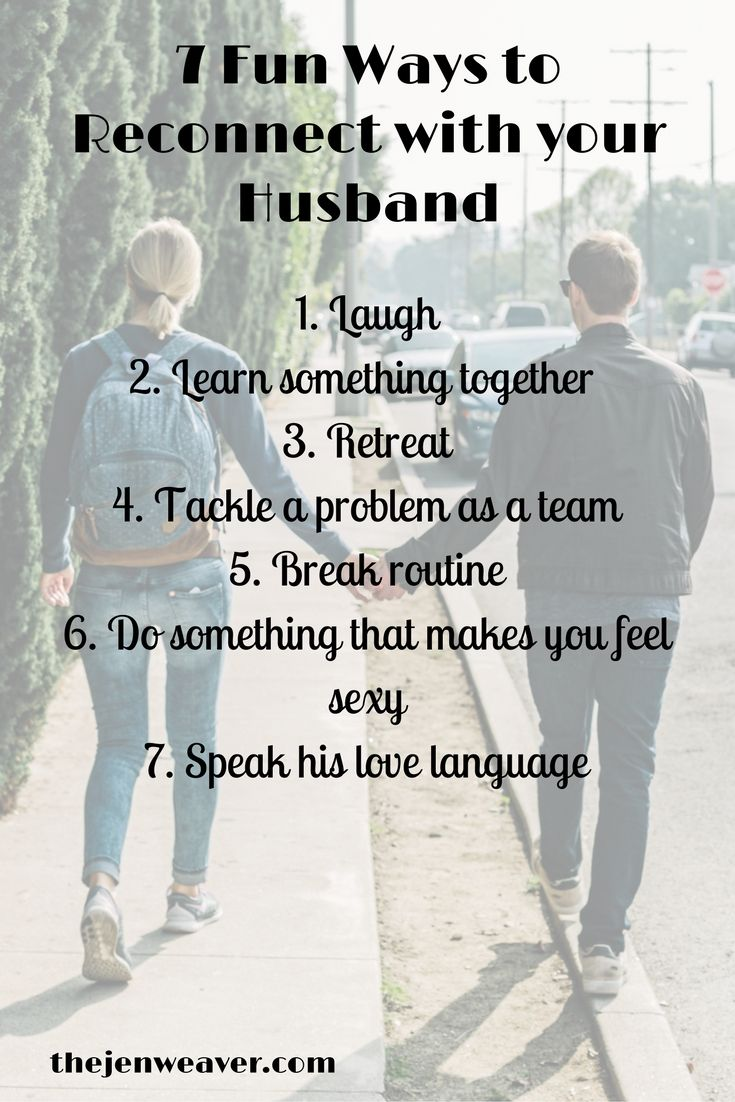 7 ways you can love your husband better