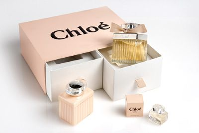 CHLOE SIGNATURE EDP LUXURY COFFRET Chloe signature luxury