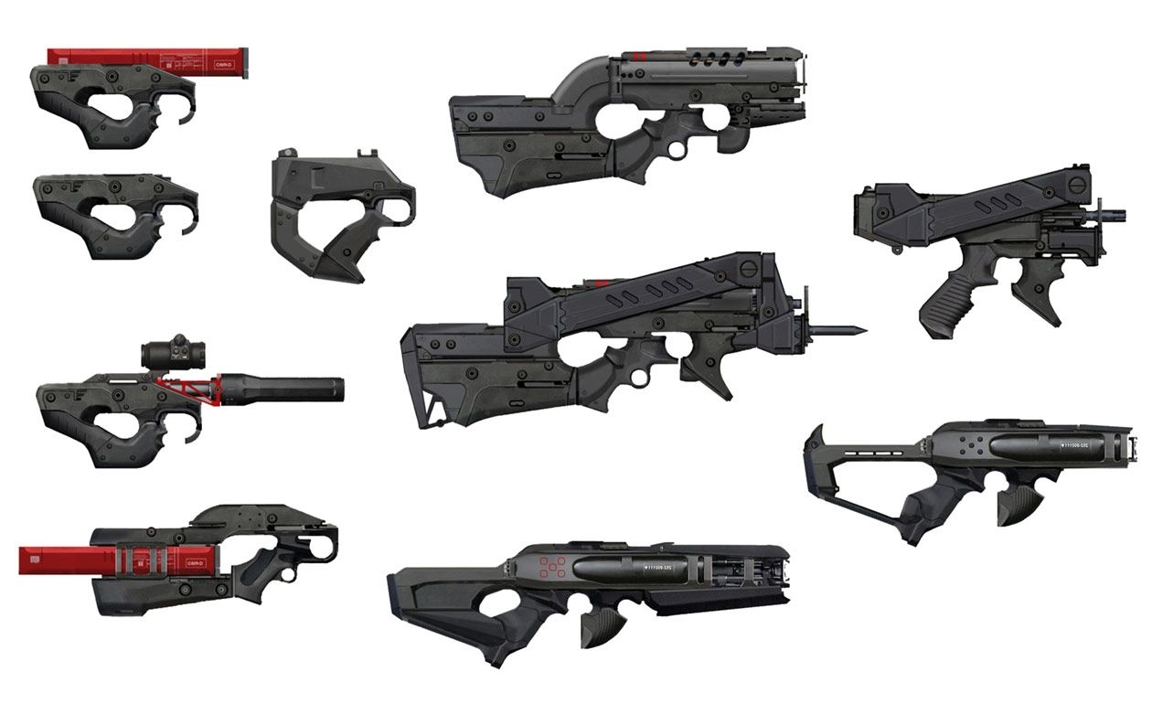 Veist Foundry Weapons From Destiny 2