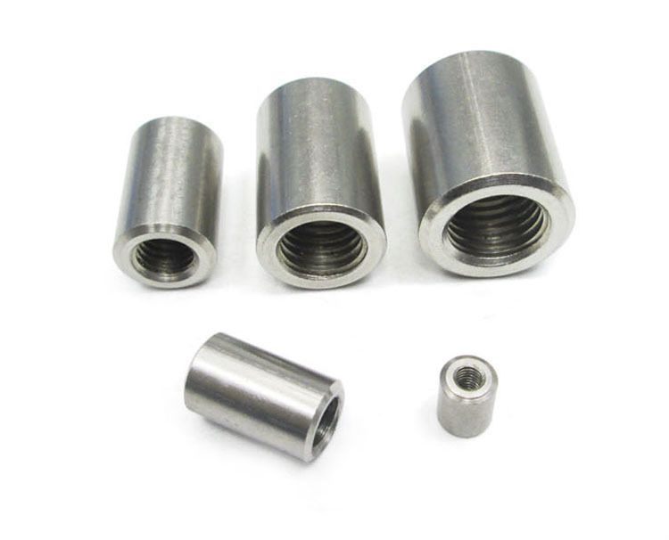 Select Size M4 M10 Round Threaded Rod Coupling Nuts 304 Stainless Steel Ebay Threaded Rods Lamp Parts Rod