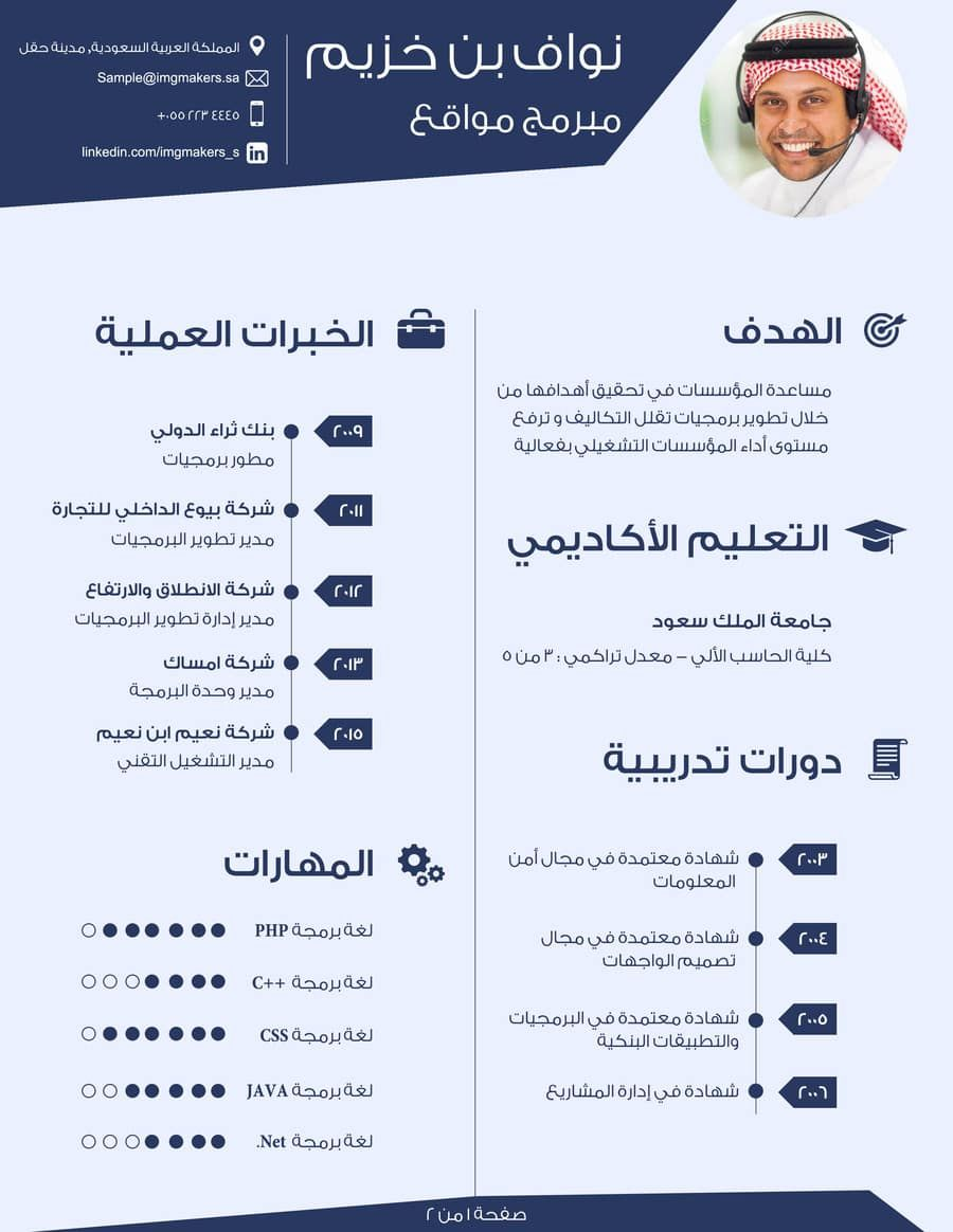 This Is Entry 2 By Abdelrhman522 In A Crowdsourcing Contest I Need To Buy 10 Infographic Cv T Free Cv Template Word Free Resume Template Word Cv Template Free
