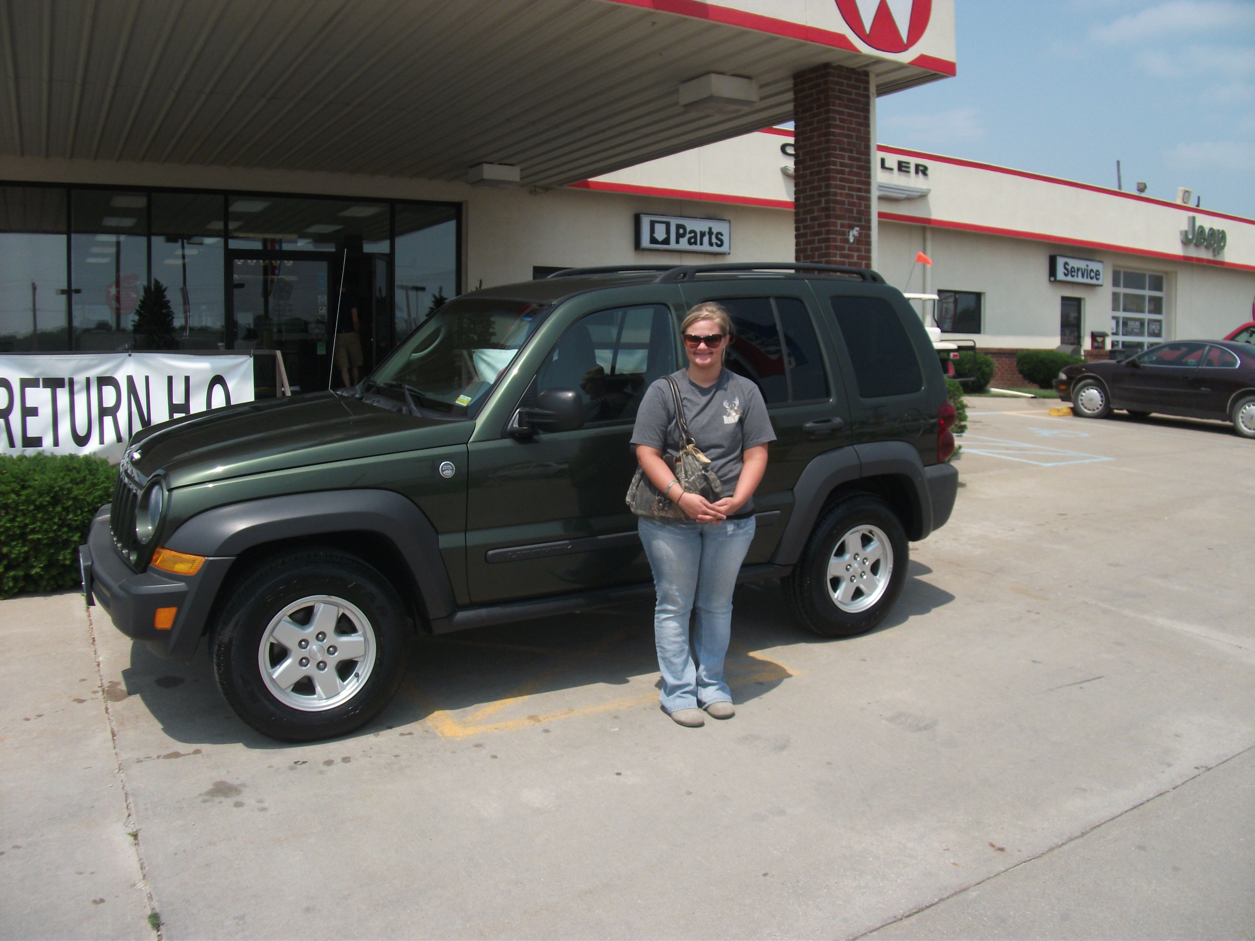 Roy And Laura West From Salisbury Missouri Purchased This 2007
