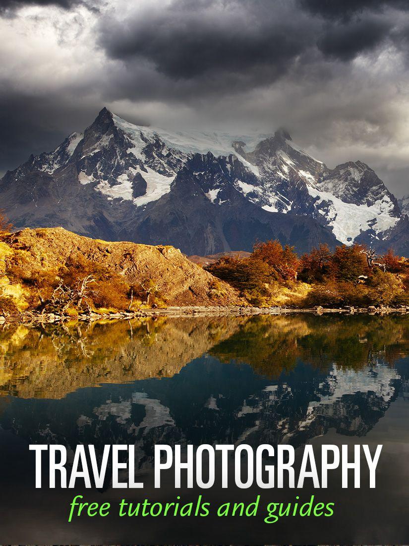 Travel photography tips exposure trio #photographytutorials.