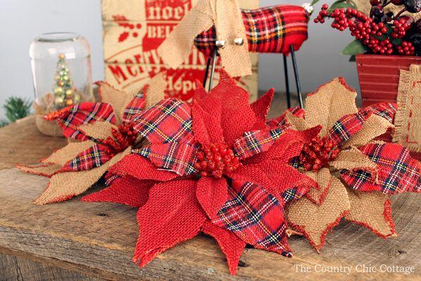 Loving These Rustic Christmas Mantel Decorating Ideas Mason Jars Burlap And Barnwoodmy Favorite Combination