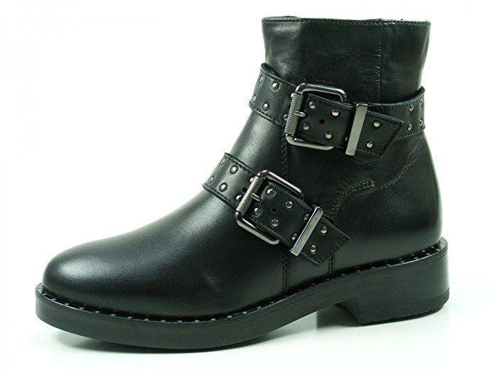 80254fb7b98fd2 Tamaris 1-25428-39-001 Schuhe Damen Chelsea Boots Biker Stiefeletten ...
