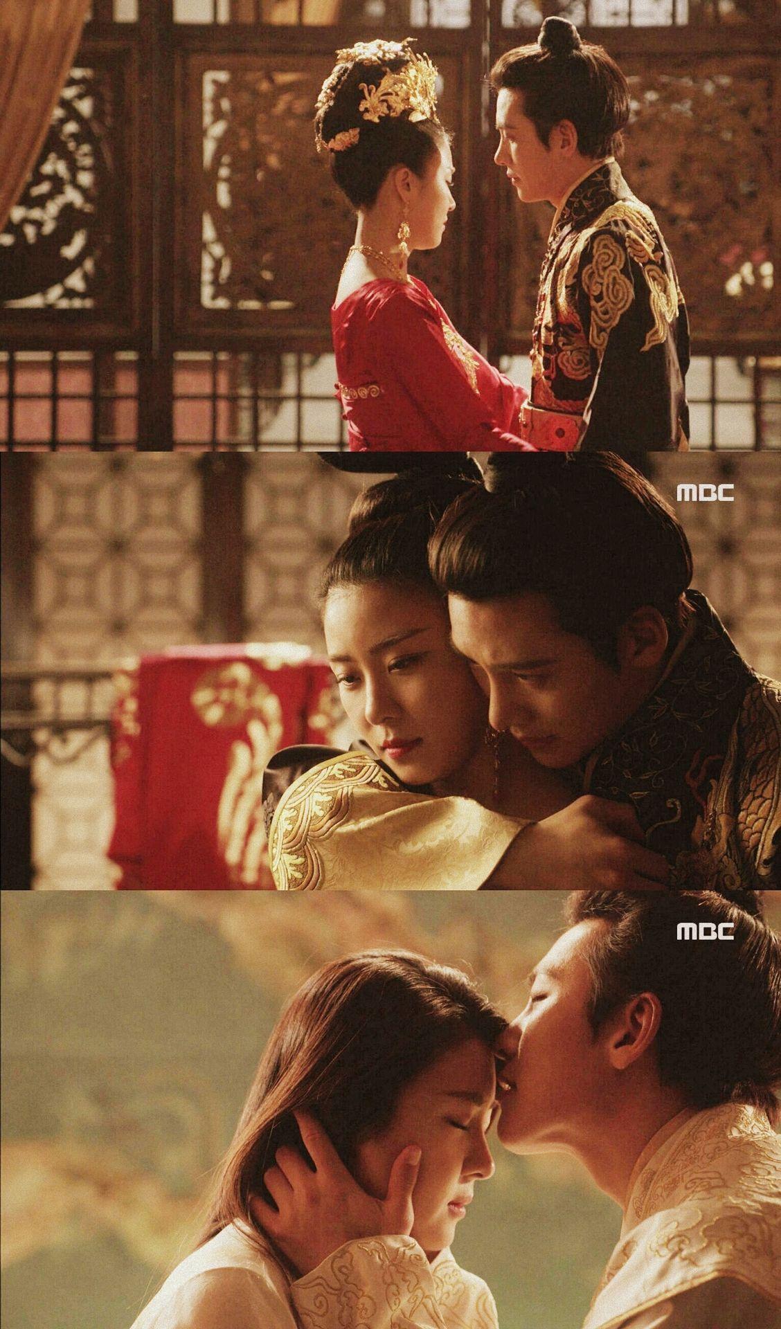 Empress Ki Ji Chang Wook & Ha Ji Won Empress Ki