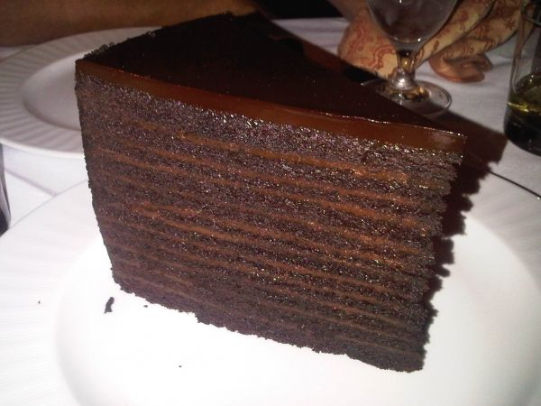 Image Result For Picture Of Strip House Chocolate Cake Chocolate
