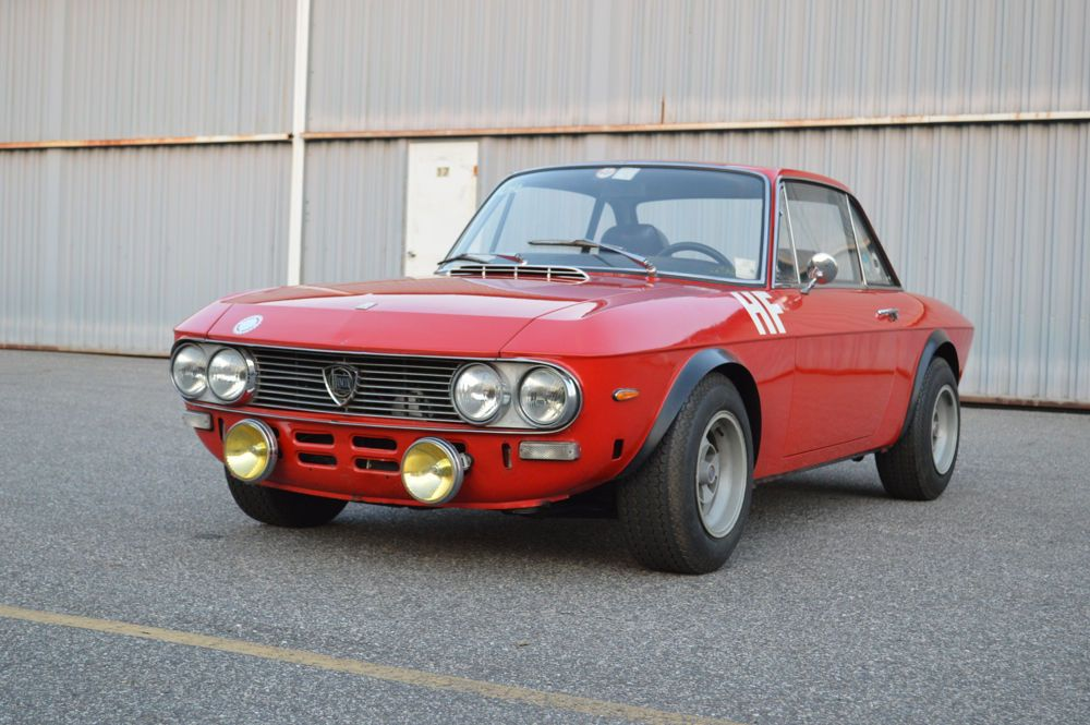 Lancia : Fulvia | Motor car, Cars and Supercar