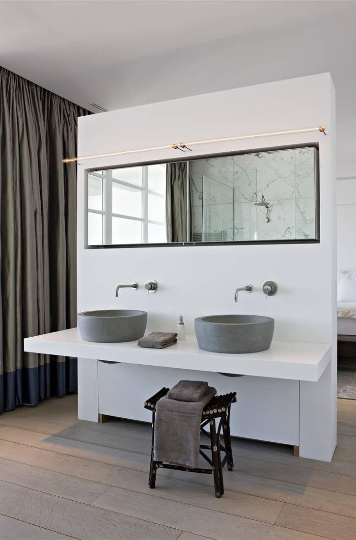 Badkamer inspiratie bij Van Wanrooij