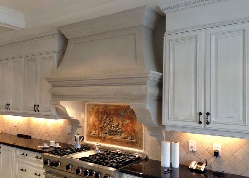 Custom Kitchen Hoods | Custom Kitchen Hoods Gallery ...